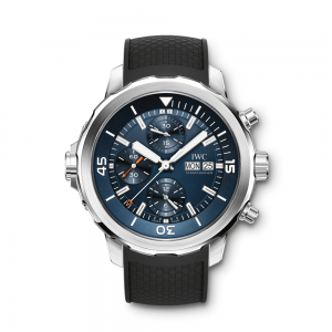 IW376805 Aquatimer Chronograph Edition Expedition Jaques-Yves Cousteau_1